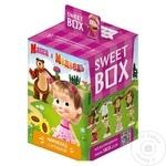 Marmeladă SweetBox Mașa + Jucărie 10g