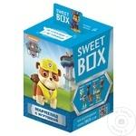 Marmeladă SweetBox Paw Patrol + Jucărie 10g