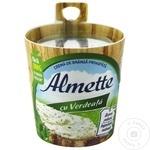Crema de branza Almette Hochland cu verdeata 150g