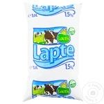 Молоко Lactis 1,5% 1л