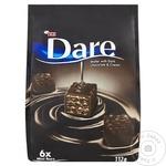 Batonas de napolitane cu ciocolata neagra Dare Eti 112g