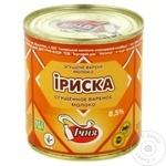 Lapte integral concentrat Icinea 370g