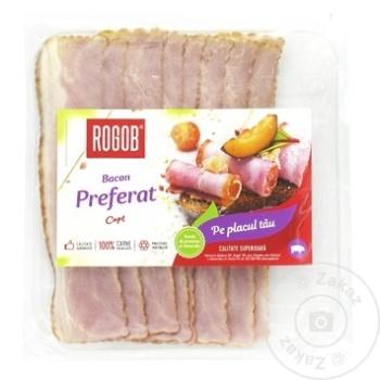 Becon felii Rogob 150g - cumpărați, prețuri pentru Metro - foto 1