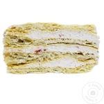 Prăjitură Napoleon de post 100g x 12buc