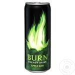 Bautura energizanta Burn Kiwi 3+1 0,25l x 4buc - cumpărați, prețuri pentru Metro - foto 2