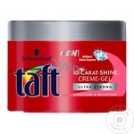 Gel pentru păr Taft Diamon Shine 75ml