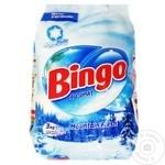 Стиральный порошок Bingo Mountain Fresh 3кг