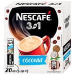 Cafea solubilă NESCAFE® Coconut 3in1 20x13g