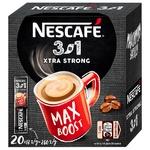 Кофе растворимый NESCAFE® 3 in 1 EXTRA STRONG 20x13г