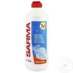 Средство для мытья посуды Sarma Свежесть 500мл