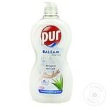 Средство для мытья посуды Pur Aloe Vera 450мл