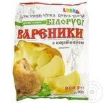 Вареники с картошкой Laska 900г