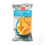 Chips Fine Life din porumb cu sare 200g