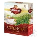 Чай Maiskii Selected черный в пакетиках 100 x 2г