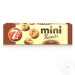 Печенье 7Days mini со вкусом шоколада 100г