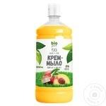 Жидкое мыло Naturell Bio Персик (запаска) 1Л