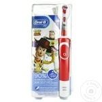 Зубная щетка Oral-B Kids Toy story электрическая