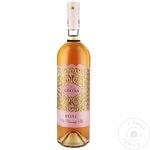 Вино Cricova орнамент розе полусухое 0,75л