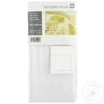 Cerceaf pat cu elastic Tarrington House alb 160x200 cm