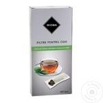 Filtre pentru infuzarea ceaiului Rioba 78х125mm 100buc