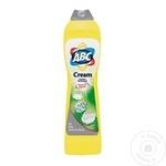 Чистящий крем ABC Lemon 500мл