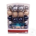 Set ornamente Tarrington House 100buc - cumpărați, prețuri pentru Metro - foto 1
