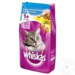 Hrană uscată pentru pisici Whiskas Somon/Ton/Iepure 1,9kg