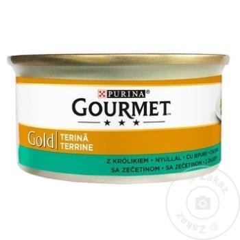 Hrană pentru pisici Gourmet Pui/Ficat 85g - cumpărați, prețuri pentru Metro - foto 1
