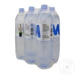 Столовая негазированная вода OM ПЭТ 6X1,5л