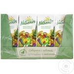 Нектар Naturalis мультифрут 0,2л