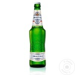 Bere fara alcool Baltika sticla 0,5l
