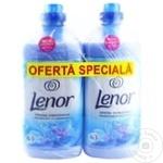 Набор кондиционер для белья Lenor Spring 2х1,9л -15%