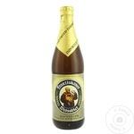 Пиво светлое Franziskaner нефильтрованное 0,5л