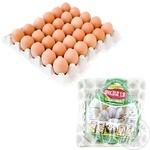 Ouă de găină Avicola Corlateni de masă 30buc