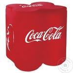 Bautura racoritoare carbogazoasa Coca Cola doza 4X0,33l - cumpărați, prețuri pentru Metro - foto 1