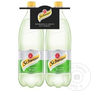 Băutură carbogazoasă Schweppess Mojito 2x1l - cumpărați, prețuri pentru Metro - foto 1