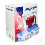 Фильтр-кувшин + картриджи Aquaphor Amethyst 2шт