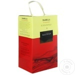 Vin Bostavan Doar impreuna Isabella rosu demidulce bag in box 2l