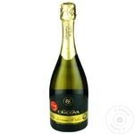 Vin spumant Cricova Lacrima Dulce alb dulce 0,75l