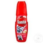 Solutie aragaz anti-grasime Sanita 500g