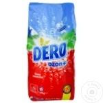 Стиральный порошок Dero Ozon+ для ручной стирки 1,8кг