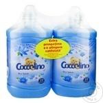 Balsam rufe Coccolino Blue 2x1,8l