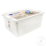 Коробка c крышкой Bibox М 26л