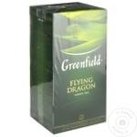 Ceai Greenfield verde in plicuri Flying Dragon 25x2g