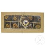 Слива /орехи в шоколаде Меко 160г