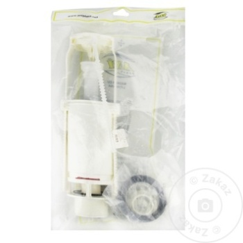 MECANISM WC-7010 CU BUTON ALB - купить, цены на Метро - фото 1