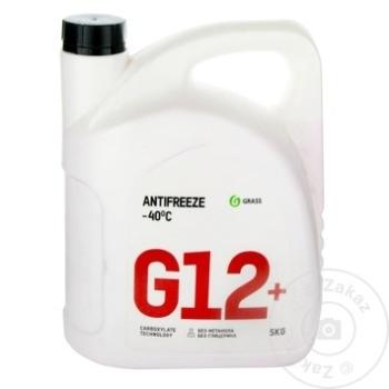 GRASS ANTIFREEZE G12 -40 5KG - cumpărați, prețuri pentru Metro - foto 1