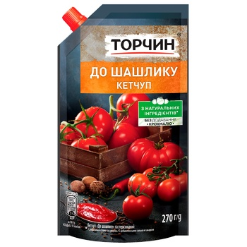 Ketchup TORCIN® la Frigarui 270g - cumpărați, prețuri pentru Metro - foto 1