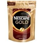 Cafea solubilă NESCAFE® GOLD 500г