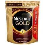 Кофе растворимый NESCAFE® GOLD 250г+100г в подарок